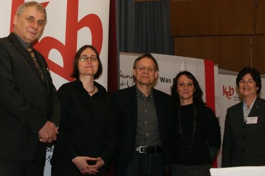Preisverleihung 3. keb Literaturwettbewerb